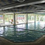 Schwimmbad 8 x 20 m