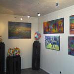 Galerie d'art Les Toiles à Flayosc