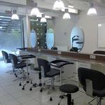 Lycée Les Menuts, coiffure - Au sein de l'agence Philippe Berdet (33) - 2012