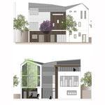 Vivre en Annexes, un immeuble partagé - Concours BeTwin 2009