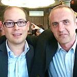 con Manolo Da Rold