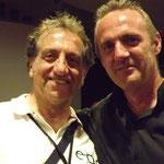 con Fabrizio Barchi