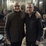 con Bob Chilcott