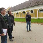 Herbsttagung 2014. von li nach re.: Dr. Edi Fellinger, Dr. Felix Weber, Dr. Peter Zechner.