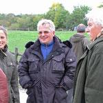 Arbeitstreffen in Schloss Hof 2012. von li nach re.: Dr. Andrea Dobretsberger, Mag. Katharina Zoufal, Dr. Maximilian Dobretsberger, Dr. Kurt Kirchberger