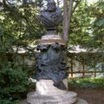 シーボルト銅像(ドイツ)