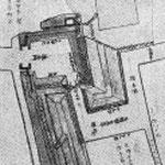 大手門の概略図