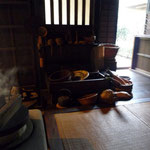 旧河原家の台所