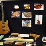 Bau einer E-Gitarre