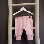 Babyhose Rosalie mit Stoffschleife