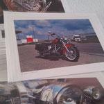 Muster fotoCard Harley