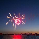 Feuerwerk Wochenende an der Jade - WADJ