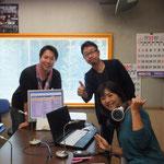 コーストFM出演