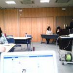 1月31日 長泉町役場、政策自由研究プレゼン最終調整 講師