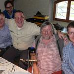 Mit Hans van Klinken beim Workshop