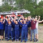 Feuerwehr-Wettbewerb
