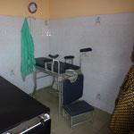 Gynäkologischer Untersuchungsraum