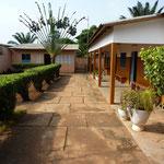 Die Krankenstation von Dr. Babagbeto