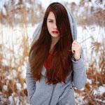 Model: Jeannine Zingg / Foto: www.karinmerz.com