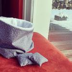 Les Ateliers de Blanche Atelier couture enfants, ados, adultes, activité stage enfant La Balme de Sillingy Annecy 74 loisirs créatifs diy tour de cou chaufferette