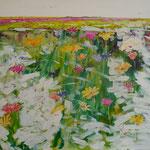 Fleurs en mouvement 2