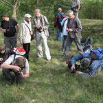 Louchov-Exklursion zu Dactylorhiza sambucina-Standorten 3.5.2012