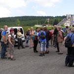Klínovec-Exkursion 9.7.2013