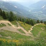 Bike Park Crans Montana 2014