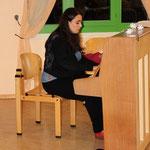 Jeudi 20 décembre Concert de piano avec une élève de la Fondation Résonnance