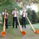 Trio cor des Alpes Edelweiss