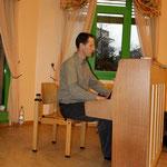 Jeudi 20 décembre Concert de piano par M. Dénervaud de la Fondation Résonnance