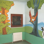 "Kinderzimmer - Children room ""Bambi"""