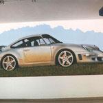 """Garage """"Porsche"""" 01"""