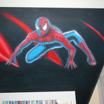 "Kinderzimmer - Children room ""Spiderman"""