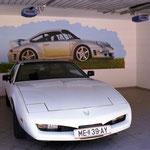"""Garage """"Porsche"""" 02"""