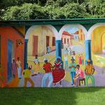 Kopie eines Gemäldes aus Kuba
