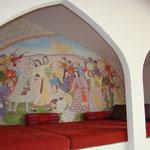 """Wohnzimmer - Living room """"Persische Hochzeit"""""""
