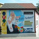 Durlin Werbung