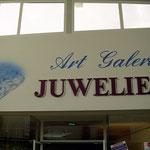 "Wandmalerei ""Juwelier"""
