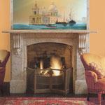 "Wohnzimmer - Living room ""Venezia"""