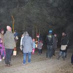 Waldweihnacht Dez 2016