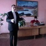 Встреча с врачами в больнице Лучегорска