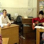 Встреча с писателями и поэтами. Лучегорск