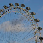 Das größte Riesenrad derv Welt