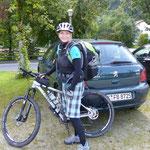 Start in Mittenwald