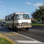 Öffentlicher Bus...
