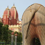 Laxmi Narayan Temple.