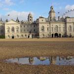 Platz für die Horse Guards Parade