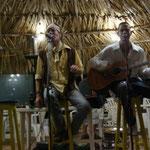 Livemusik am Playa Caribe...