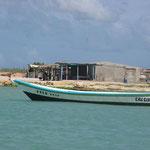 geht es auf die idyllische Insel Cubaqua